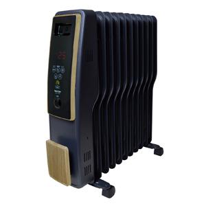 ■送料無料・代引料無料■【テクノス オイルヒーター TOH-D1110NB】 デジタルオイルヒーター 11枚フィン タイマー S型オイルヒーター 8畳 10畳