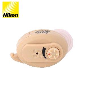【在庫あり】【送料無料】ニコン補聴器 NEF-05 イヤファッション 耳穴型補聴器【smtb-s】