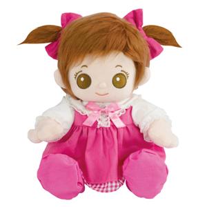 【在庫あり】\ページ限定・マジッククロス付/ おはなし人形 【送料無料】【お歌とお話し大好き ももいろ うたこちゃん 1685037】 おしゃべり人形 女の子 うたこちゃん