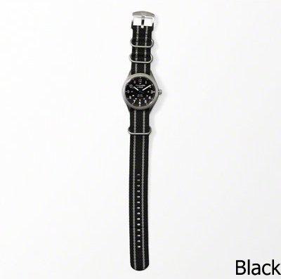 【新品】アバクロ【Mensメンズ】ヘリテージレザーウォッチ/Black【Heritage Leather Watch】【Abercrombie&Fitch】【本物保証】