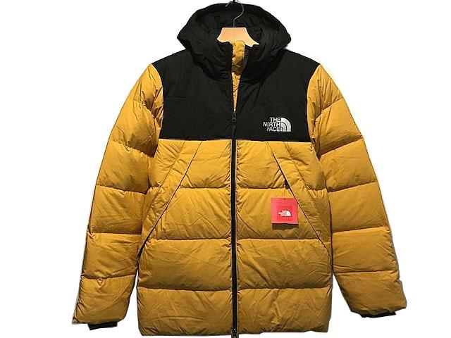 The North Face (ザ・ノースフェイス) 日本未発売 USAモデル R.D.S認証 550フィル グース レトロダウンジャケット (M UX Down Retro Jacket)メンズ (Golden Spice) 新品
