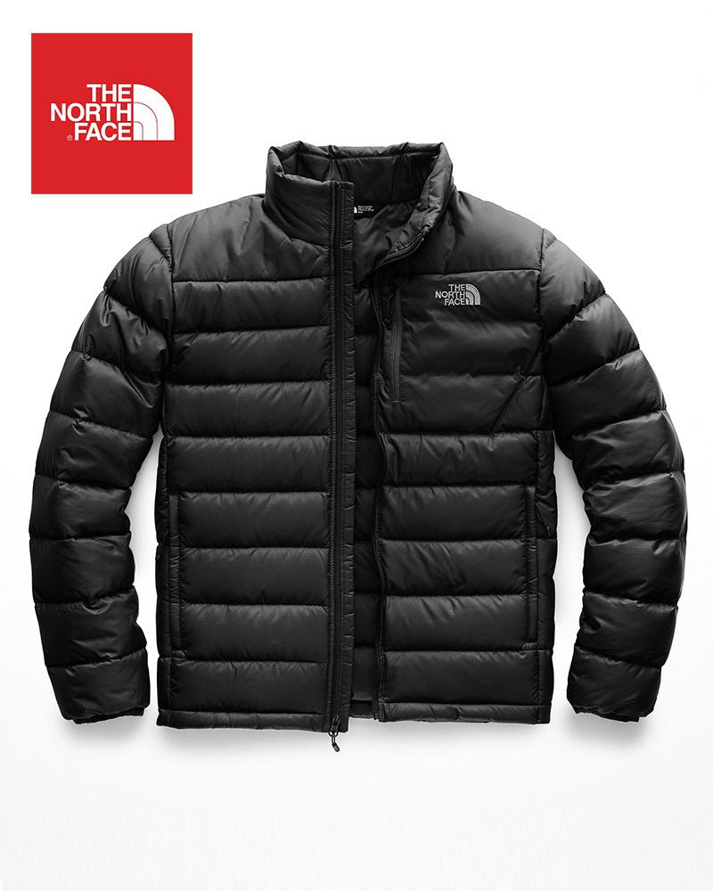 The North Face (ザ・ノースフェイス) 日本未発売 USAモデル アコンカグア R.D.S.認証 グーズ ダウンジャケット (Aconcagua Goose Down Jacket)(Black) 撥水加工 新品