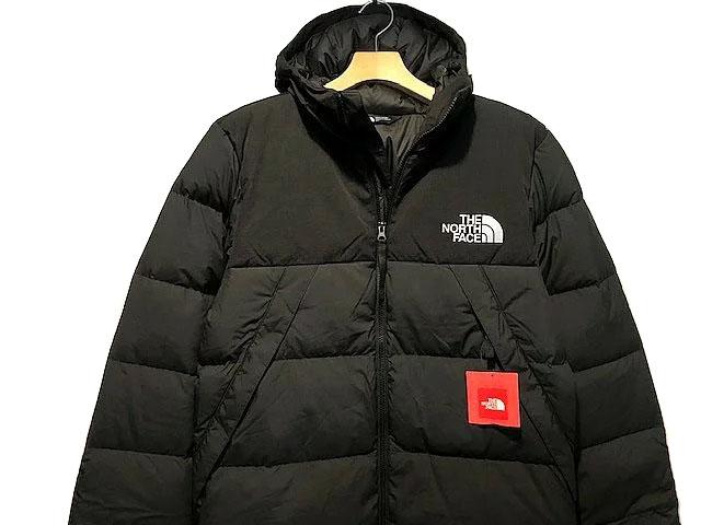 The North Face (ザ・ノースフェイス) 日本未発売 USAモデル R.D.S 550フィル グース レトロダウンジャケット (M UX Down Retro Jacket)メンズ (Black) 新品