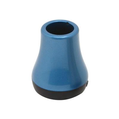 売買 シナノのウォーキングステッキ 歩行杖 用オプション SINANO シナノ Kainos カイノス オプション 未使用品 112928 PP-10-16 1個 ブルー 先端径16φ用カラー先ゴム