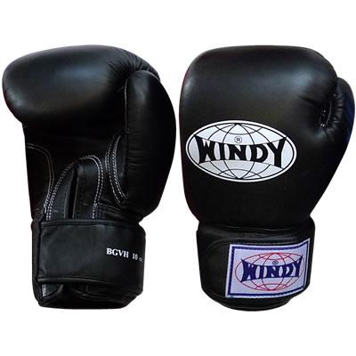 WINDY(ウィンディ) トレーニンググローブ/ペア BGVH 10oz <黒>
