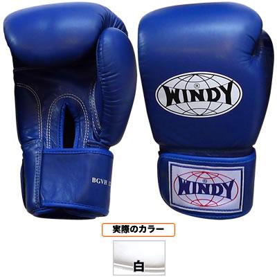 WINDY(ウィンディ) トレーニンググローブ/ペア BGVH 12oz <白>