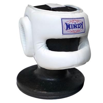 WINDY(ウィンディ) ヘッドガード(フルフェイスタイプ) HPM Mサイズ <白>