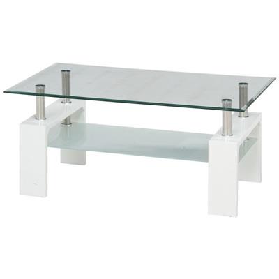 センターテーブル フォーカス(FOCUS) ホワイト 884220