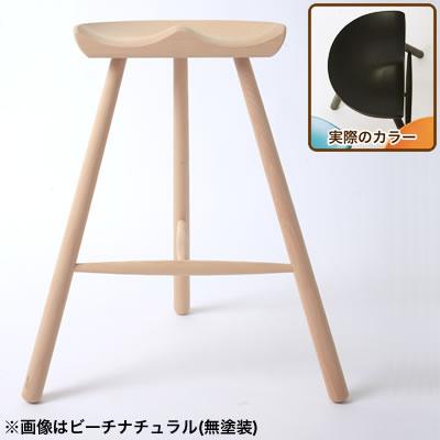 [SC]シューメーカーチェア No.69 座面高66cm ブラック