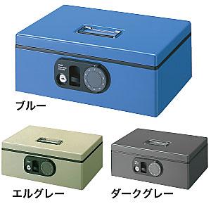 PLUS (プラス) F型手提げ金庫(Mサイズ)<ダイヤル> CB-020F 128630