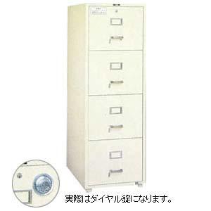 クマヒラ セイフファイル<ダイヤル> FA4-4De