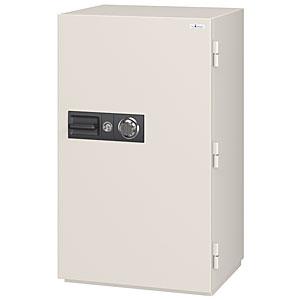 EIKO(エーコー) 耐火金庫 100万変換ダイヤル+シリンダー錠 NCS-30 650050