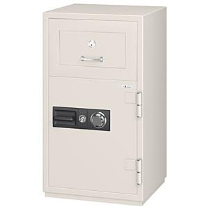 EIKO(エーコー) 投入専用耐火金庫 100万変換ダイヤル PSG-100 253008