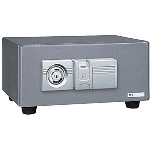 【据付設置費無料】EIKO(エーコー) 耐火金庫<指紋認証> ES-2F 600505