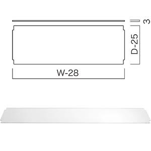アクリル板(W1500×D600) (1枚入) BC297E60A15C