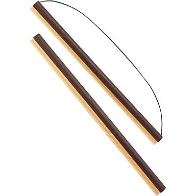 日本手ぬぐい屋 手拭いディスプレイ用タペ棒 マグネット式 手拭い用タペストリー棒 2本セット 60103 贈呈 ランキングTOP10 宮本 601032