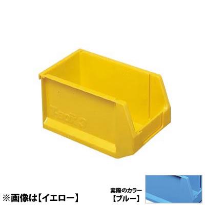 新作製品 世界最高品質人気 産業用品-プラスチックコンテナ コンテナボックス スタンダードタイプ お中元 TB-3 ブルー