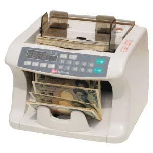 エンゲルス 偽造券発見機能付紙幣計数機 EUV-750