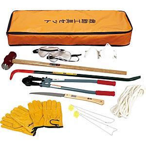 コクヨ 背負い式工具セット DR-TS1N