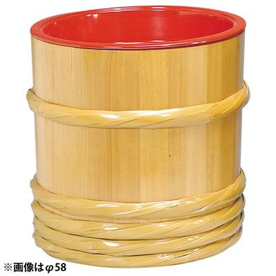 サワラ・竹 飾り樽(FRP中子付)φ46.5 42203 422036