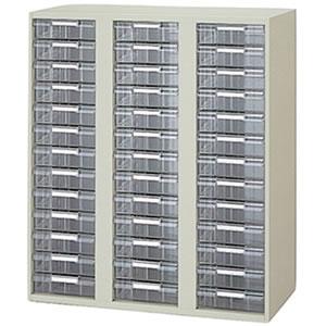 [NWS]トレー書庫(深型A4用/3列13段・下置用) W900×D400×H1050