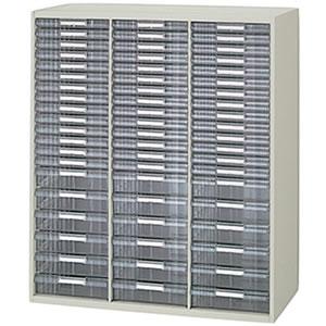 [NW]トレー書庫(コンビ型B4用/3列20段・下置用) W900×D450×H1050