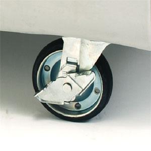 セキスイ ダストボックス オプション 大口径車輪 #400用 CAS400
