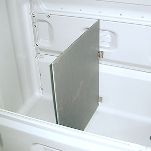 セキスイ ダストボックス オプション 仕切板 #700用 SK700