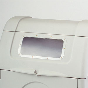 セキスイ ダストボックス オプション 透明窓 #330用 WD330