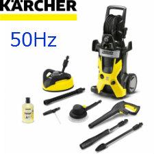 【送料無料】KARCHER 高圧洗浄機 K5サイレント カー&ホームキット 50Hz 【東日本用】K5SLCH/5