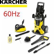【送料無料】KARCHER 高圧洗浄機 K5サイレント カー&ホームキット 60Hz 【西日本用】K5SLCH/6