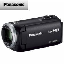 送料無料 パナソニック 流行のアイテム 配送員設置送料無料 デジタルハイビジョンビデオカメラ ブラック HC-V480MS-K