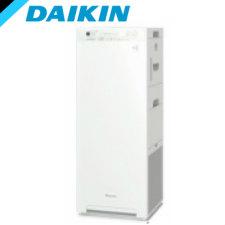【送料無料】ダイキン 加湿ストリーマ空気清浄機 (ホワイト)MCK55U-W