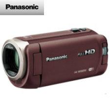 【送料無料】パナソニック デジタルハイビジョンビデオカメラ (ブラウン)HC-W585M-T