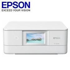 (単品限定購入商品)【送料無料】エプソン A4インクジェットプリンター/カラリオ/多機能モデル/6色染料/有線・無線LAN/Wi-Fi Direct/両面/4.3型ワイドタッチパネル/ホワイト EP-880AW