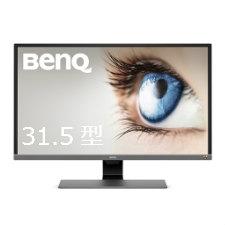 【送料無料】ベンキュー 31.5インチ アイケアモニター/ディスプレイ (4K/HDR/VA/DCI-P3 95%/USB Type-C/HDMI×2/DP1.4/スピーカー/最新アイケア機能B.I.+)EW3270U