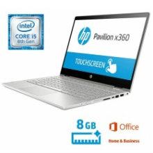 【送料無料】HP Pavilion x360 14-cd (14型/FHD/Core-i5 8250U/メモリ8GB/SSD 256GB/Win10 Home/Office H&B)4SP69PA-AAAB