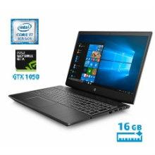 【送料無料】HP Pavilion Gaming 15-cx (15.6型/FHD/Core i7-8750H/メモリ16GB/SSD128GB+HDD1TB/GTX1050)4LE43PA-AAAP