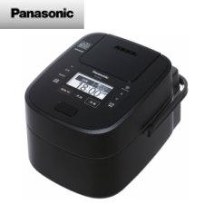 (単品限定購入商品)【送料無料】パナソニック スチーム&可変圧力IHジャー炊飯器 1.0L (ブラック)SR-VSX108-K