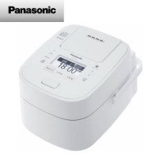 (単品限定購入商品)【送料無料】パナソニック スチーム&可変圧力IHジャー炊飯器 1.0L (ホワイト)SR-VSX108-W