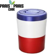 【送料無料】島産業 生ごみ減量乾燥機 パリパリキューブライト 1~3人用 (トリコロール)PCL-31-BWR