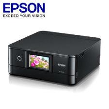 (単品限定購入商品)【送料無料】エプソン A4インクジェットプリンター/カラリオ/多機能/6色/有線・無線LAN/Wi-Fi Direct/両面/4.3型ワイドタッチパネル/ブラックEP-881AB