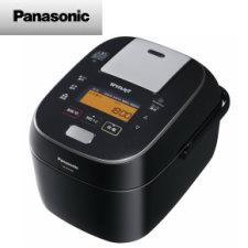 (単品限定購入商品)【送料無料】パナソニック スチーム&可変圧力IHジャー炊飯器 1.0L (ブラック)SR-SPA108-K