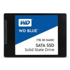 【送料無料】WESTERN DIGITAL WD Blue 3D NANDシリーズ SSD 1TB SATA 6Gb/s 2.5インチ 7mm cased 国内正規代理店品 WDS100T2B0A