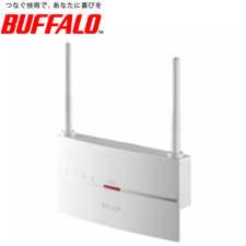 メーカー公式 単品限定購入商品 送料無料 バッファロー 無線LAN中継機 WiFi 11ac n a D 待望 g 866+300Mbps b WEX-1166DHP2