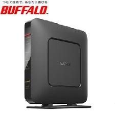 単品限定購入商品 送料無料 バッファロー 無線LAN親機 WiFiルーター 販売実績No.1 11ax ac n a ブラック WiFi6 b g ネット脅威ブロッカーベーシック搭載 Ipv6対応 WSR-1800AX4S 1201+573Mbps 激安特価品 DBK