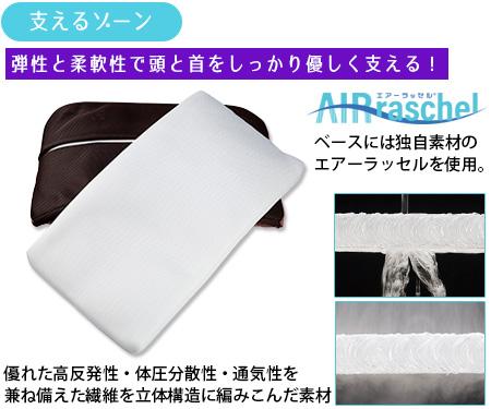 整体師のふわもち枕 2個セット 日テレポシュレ(日本テレビ 通販)