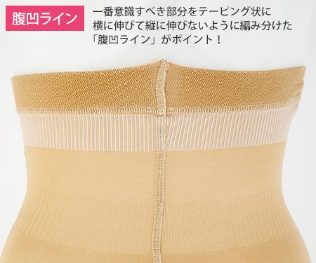 腹凹ショーツ 2枚セット ベージュ×ベージュ  日テレポシュレ(日本テレビ 通販 ポシュレ)