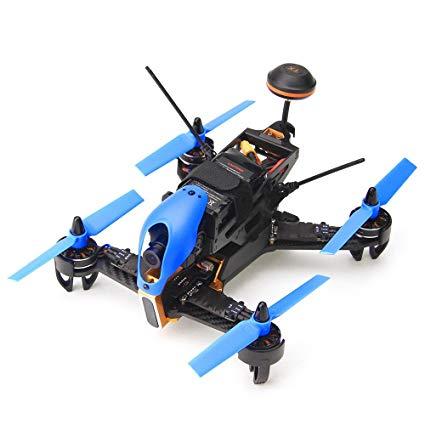 【ラジコン ヘリコプター】WALKERA ワルケラ / F210 3D EDITION レーシング クアッドコプター (DEVO用)機体のみ(HDカメラ、OSD、バッテリー、日本語マニュアル付)充電器は別売り【送料無料】