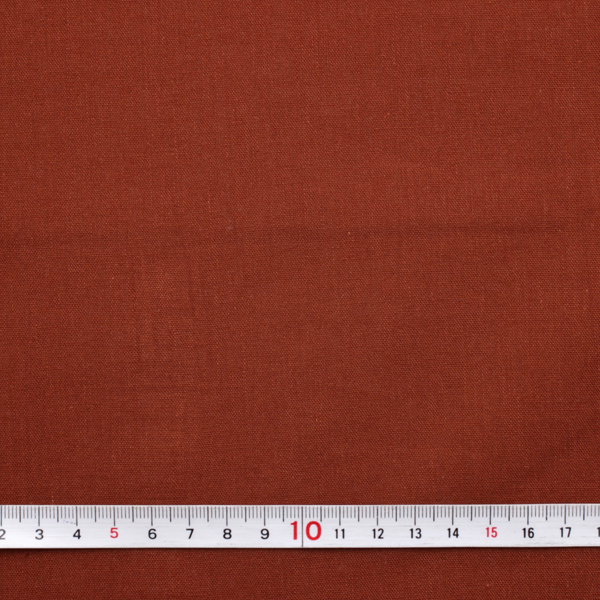 Solid also cotton red brown cut up for sale